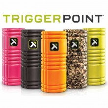 Trigger Point 33Cm Grid 1.0 Foam Roller Pembe Renk