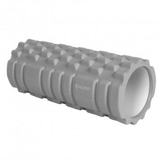 Busso 33Cm Tırtıklı Foam Roller Gri Renk