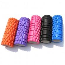 Busso 33Cm Tırtıklı Foam Roller Siyah Renk