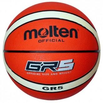 Molten GR5 Basketbol Topu FIBA Onaylı