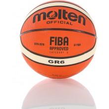 Molten GR6 Basketbol Topu FIBA Onaylı