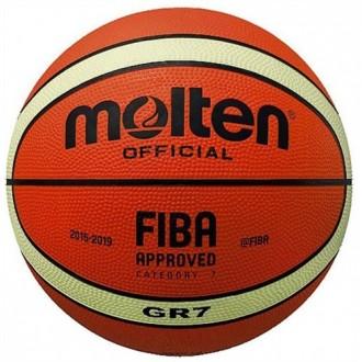 Molten GR7 Basketbol Topu FIBA Onaylı