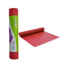 Povit 06 Cm Pilates Minderi Kırmızı Renk