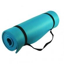 Busso 1 Cm Pilates Egzersiz Minderi Mavi Renk