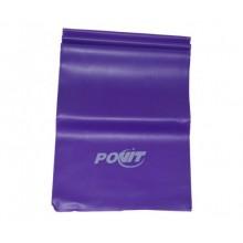 Povit Pilates Lastiği Orta Mor Renk 150x15x0.45 cm