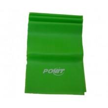 Povit Pilates Lastiği Sert Yeşil Renk 150x15x0.55 cm