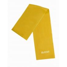 Busso Pilates Lastiği Hafif Sarı Renk 150x15x0.35 cm