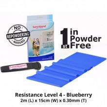 Sanctband 2 Metre Pilates Lastiği Blueberry Sert Ex-Band