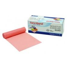 Sanctband 5,5 Metre Pilates Lastiği Peach Çok Hafif Ex-Band