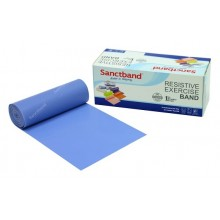 Sanctband 5,5 Metre Pilates Lastiği Blueberry Sert Ex-Band