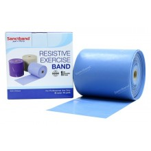 Sanctband 46 Metre Pilates Lastiği Blueberry Sert Ex-Band