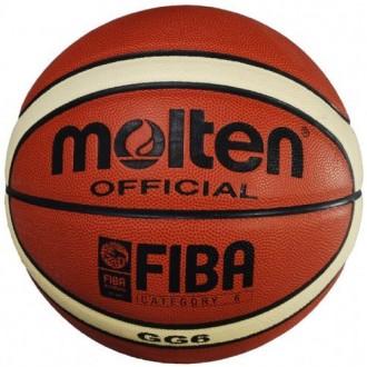 Molten GG6 Basketbol Topu (Özürlüler İçin)