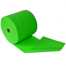 Avessa 45 Metre Rulo Pilates Bandı Yeşil Orta Sertlik