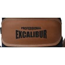 Excalibur Hakiki Deri Profesyonel Ağırlık Kemeri