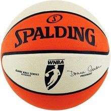 Spalding WNBA 6 Panel Basketbol Resmi Maç Topu