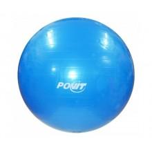 Povit 65 cm Pilates Topu Mavi Renk Gym Ball