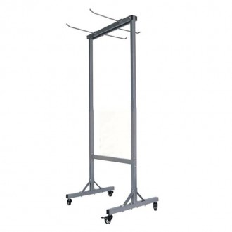 Pilates & Egzersiz Minderi Askılığı (Mat Rack)