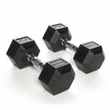 Olive Fitness 1Kg Hex Olimpik Dambıl ÇİFT