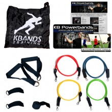KBANDS POWERBANDS UPPER BODY DİRENÇ LASTİK SETİ