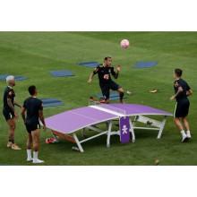 TEQBALL AYAK FUTBOLU MASASI AYAK TENİSİ