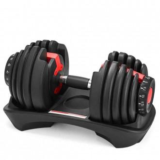 2,5-24 Kg Ayarlanabilir Profesyonel Dambıl Ev Veya Spor Salonu (TEK) Adjustable Dumbell