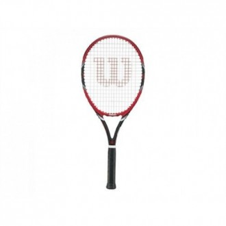 Wilson 27`` Federer Team 105 Tenis Raketi