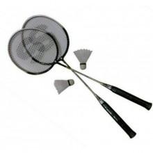 Selex P300 Badminton Raketi 2 Raket 2 Top Çift Parça