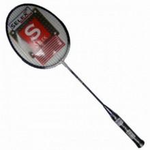Selex 5328 Badminton Raketi Çift Parça 1/2 Kılıf