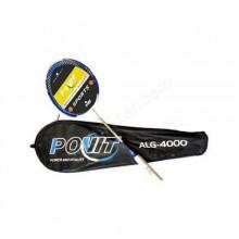 Povit ALG4000 Badminton Raketi Tek Parça Karbon Gövde