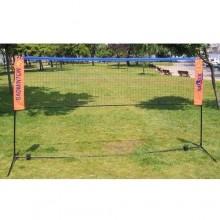 Selex Mbs02 Mini Portatif Badminton Set 290*150Cm Floş İp