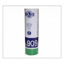 Selex 909 Badminton Topu 6`lı Plastik