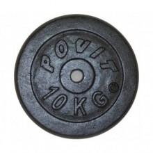 Povit 10 Kg Döküm Plaka ÇİFT