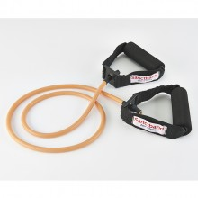 Sanctband Tubing with Handles Peach En Hafif Direnç Lastiği